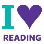I heart Reading. TD Summer Reading Club.