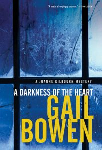 book jacket for A Darkness of the Heart
