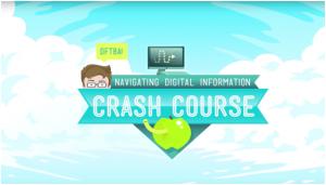 Navigating Digital information Crash Course.