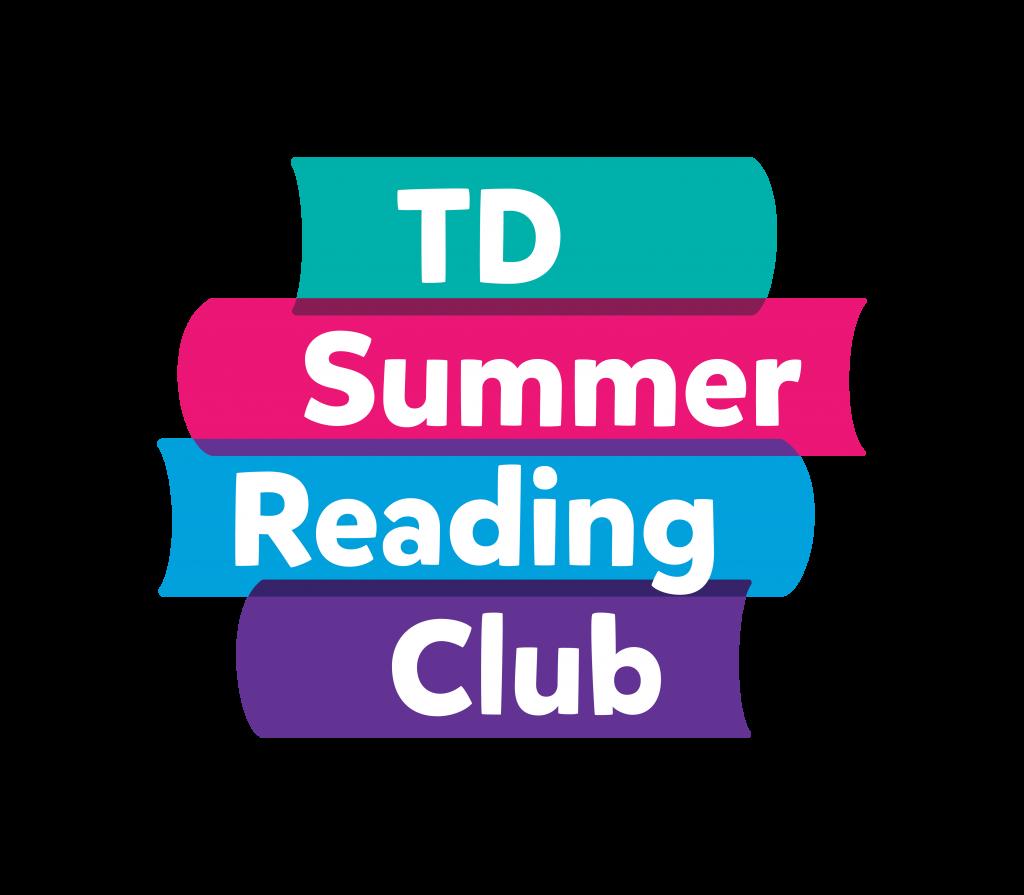 TD Summer Reading Club.